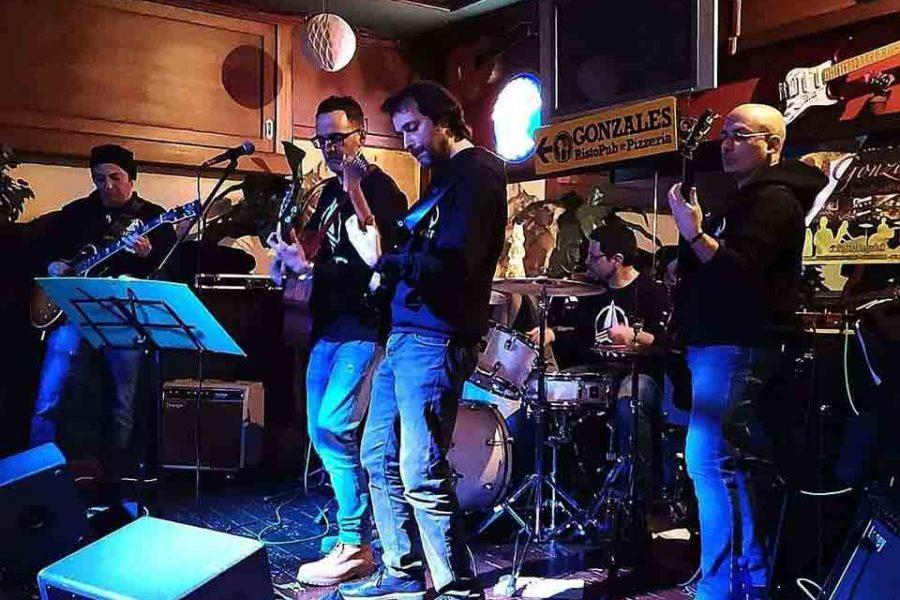 Gli ARKA alla 33^ di Sanremo Rock!