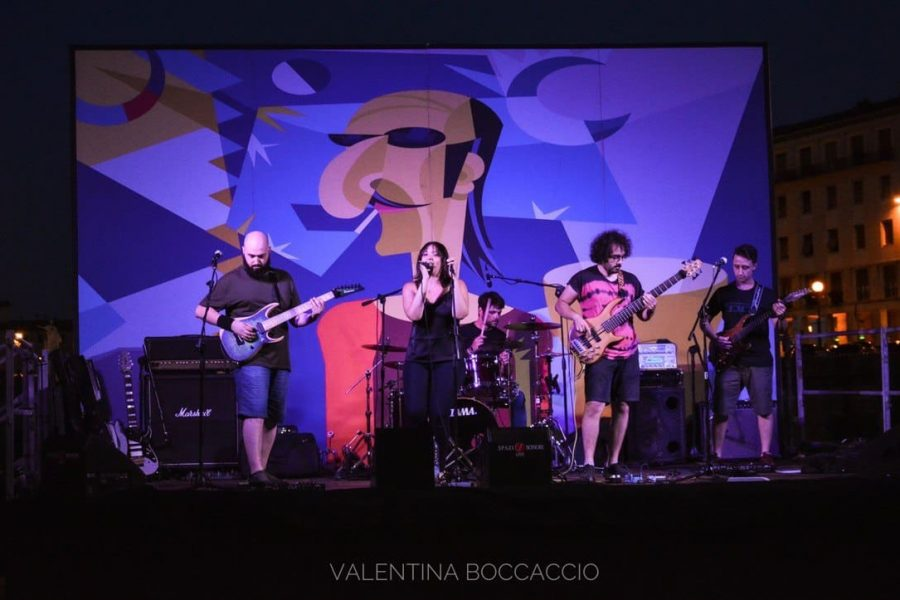 Mindrip alla 33^ di Sanremo Rock