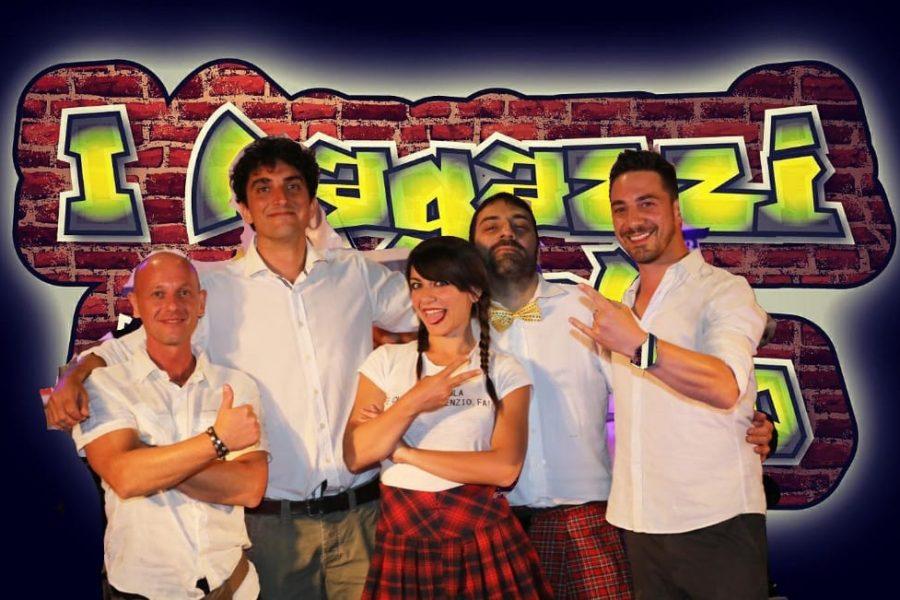 I Ragazzi Del Tugurio a Sanremo Rock!