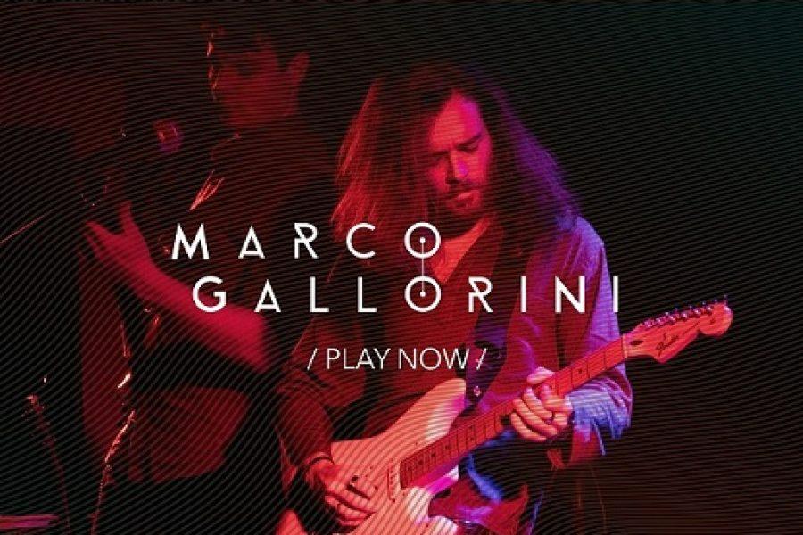Marco Gallorini & Band tra gli artisti di questa 33 edizione!