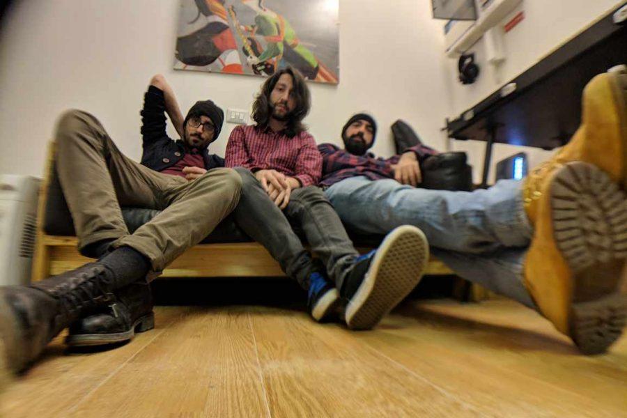 The Scurbats Band a Sanremo Rock 33^!