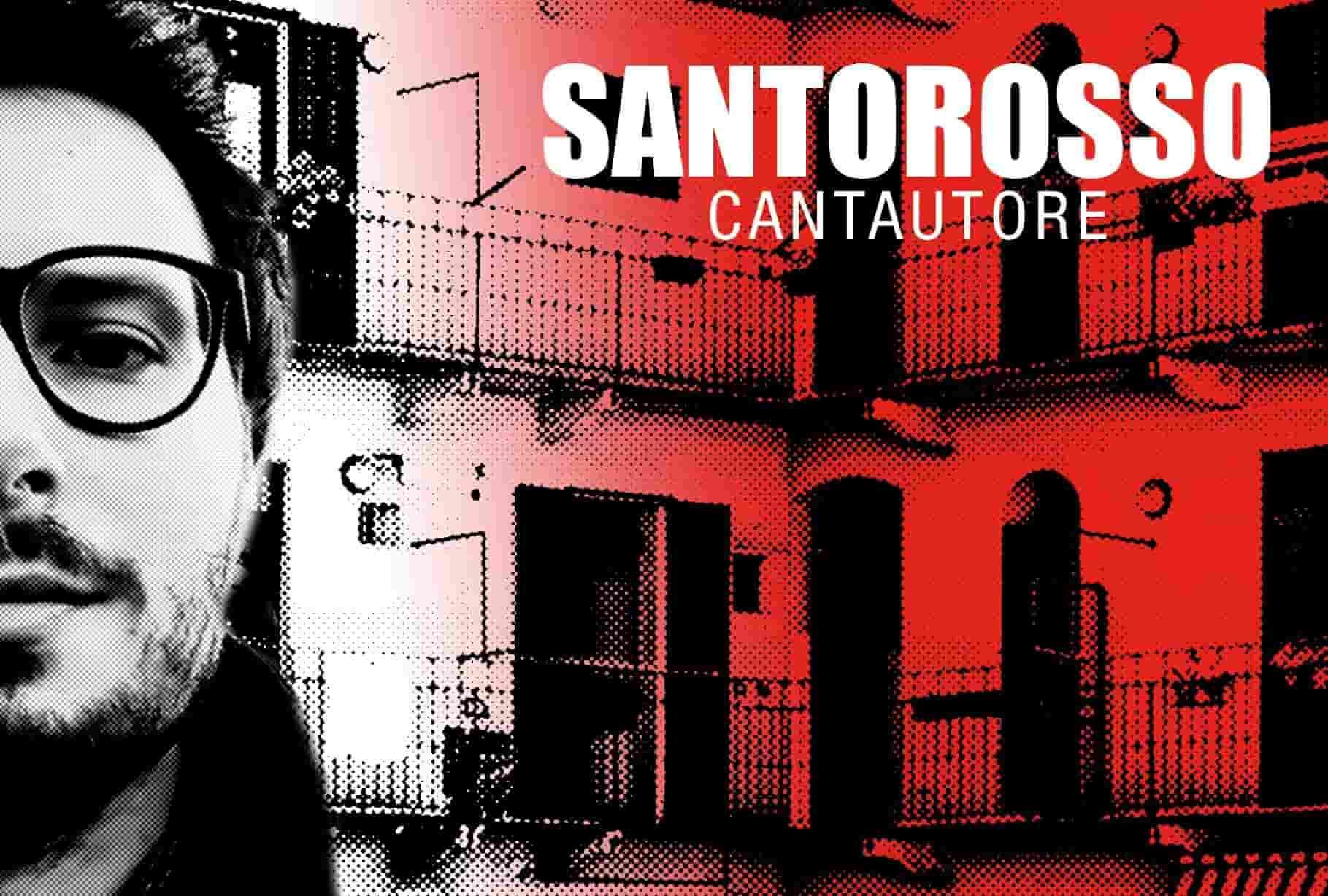 Santorosso alla 33^ edizione di Sanremo Rock!