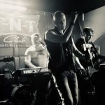 La gioia del kamikaze alla 33^ di Sanremo Rock!