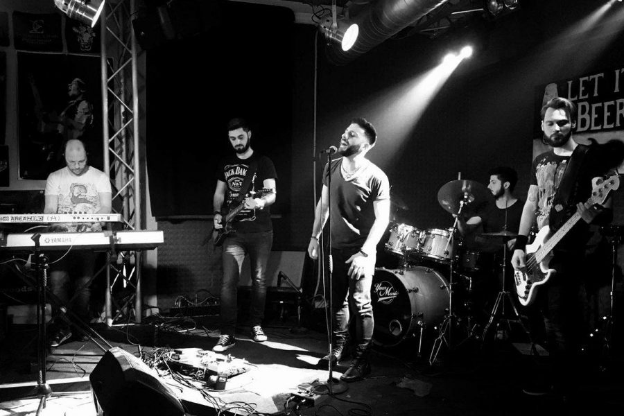 AreaZero alla 33^ di Sanremo Rock!