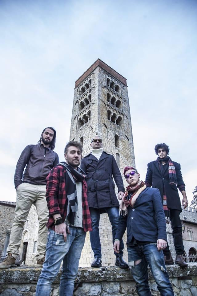Relazioni Parallele band al Sanremo Rock 33^