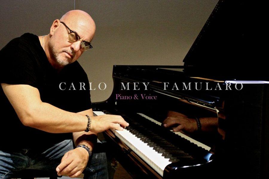 Carlo Mey Famularo tra i Cantautori del Festival!