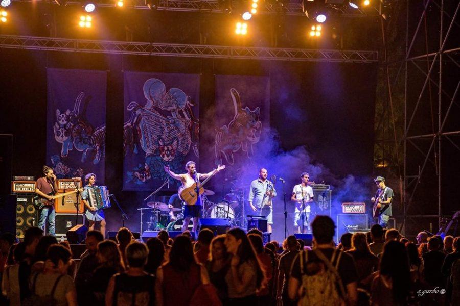I Quarto Stato alla 33^ di Sanremo Rock!