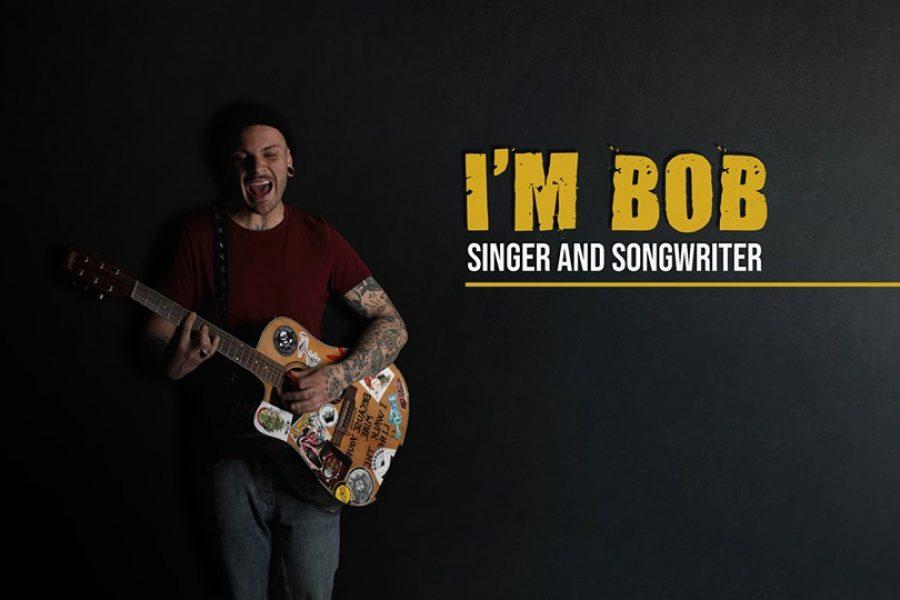 Roberto Priori I'M Bob alla 33^ di Sanremo Rock!