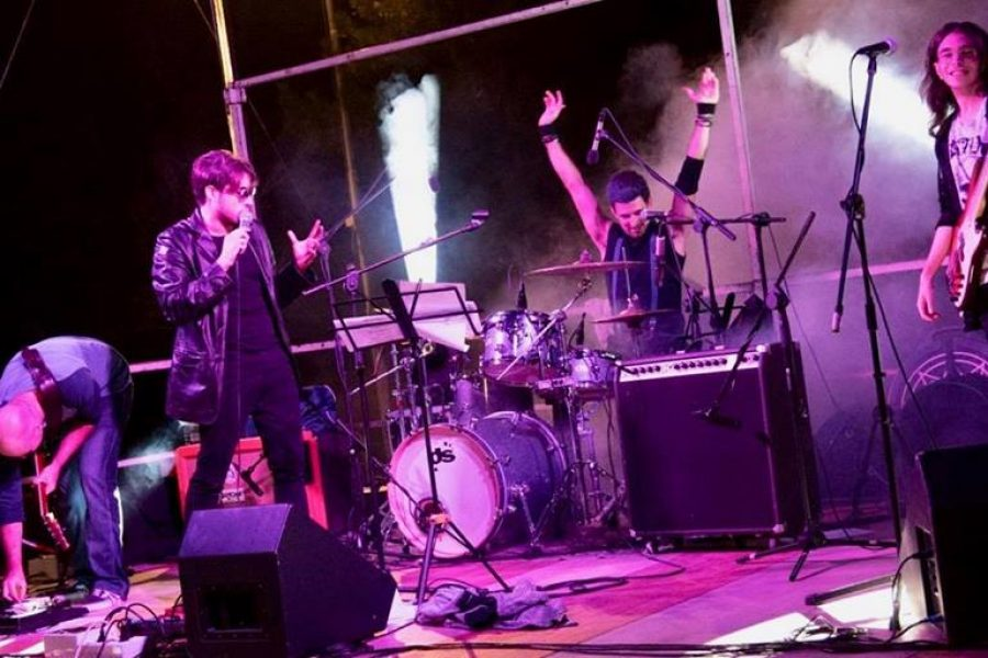 La Galleria Dei Cervi ritornano al Sanremo Rock 33^