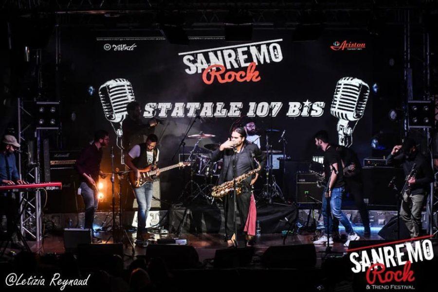 Gli Statale 107 Bis ritornano al Sanremo Rock!