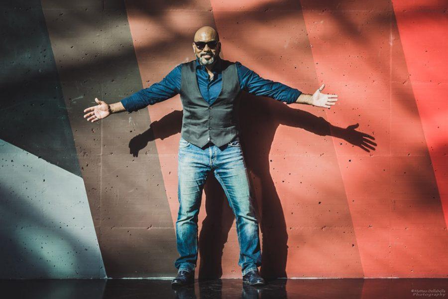 Osmel OX Fabre alla 33^ di Sanremo Rock Festival