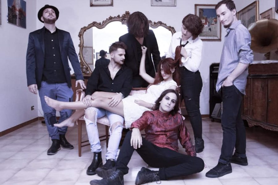 Inebria Band alla 33^ live tour di Sanremo Rock!