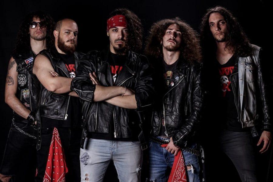 Arrivano anche i Red Riot al Sanremo Rock!