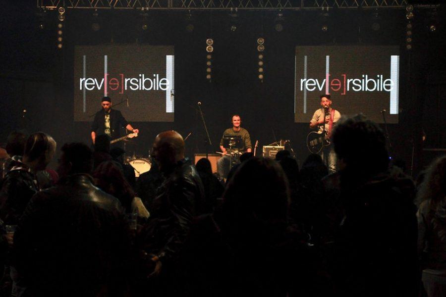 Reversibile alla 33^ di Sanremo Rock Festival 2020!
