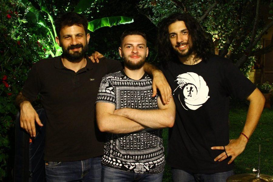 JRS Power Trio alla 33^ 2020 di Sanremo Rock Festival!