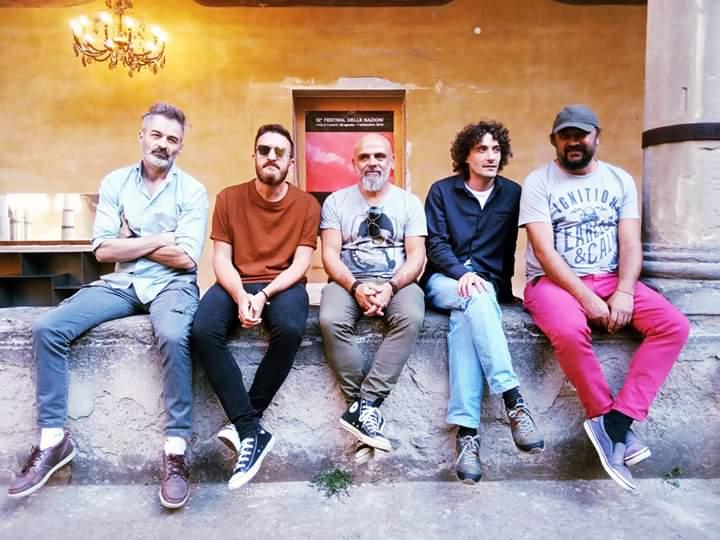 Bonacrianza alla 33^ di Sanremo Rock 2020