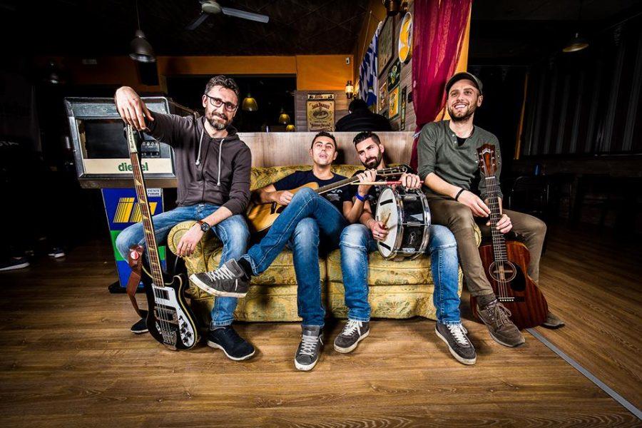 Moka Quartet tra gli Artisti in gara 33^ di Sanremo Rock!