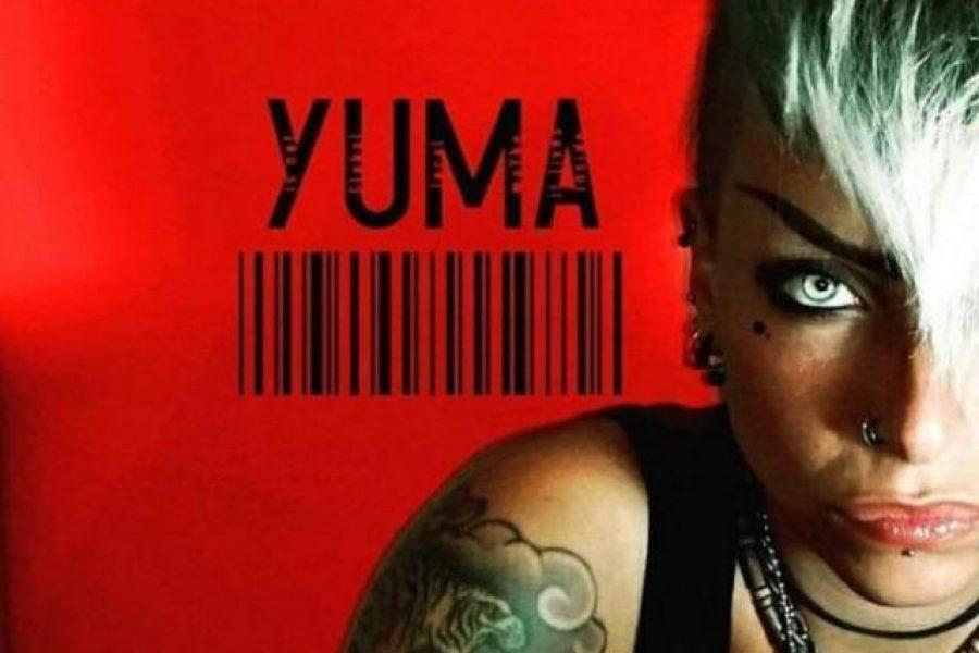 """Yuma dopo """"The Voice Italy"""" entra alla 33^ di Sanremo Rock!"""