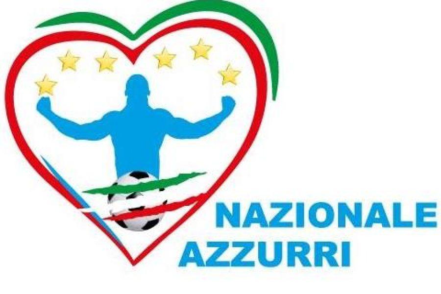 Anche Andrea Belfiori alla partita del cuore Nazionale Azzurri!