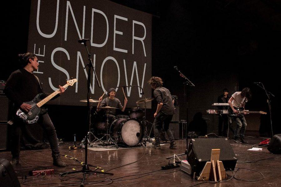 Under The Snow alla 33^ di Sanremo Rock!