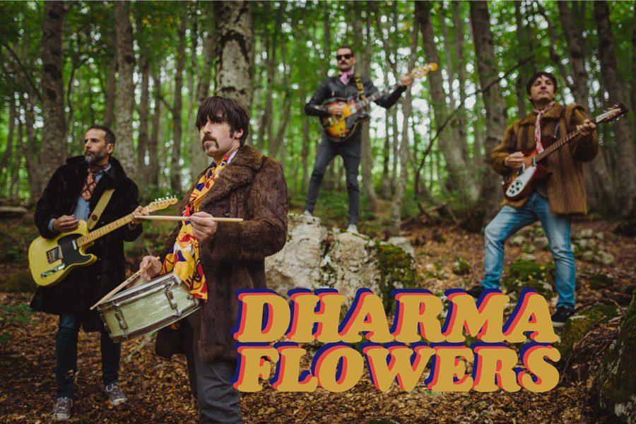 Dharma Flowers alla 33^ di Sanremo Rock