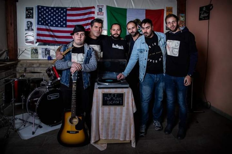 The Hot Blood Spirit Band alla 33^ di Sanremo Rock