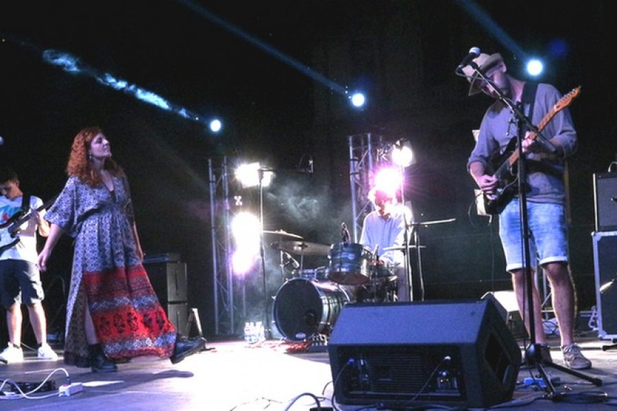 Serena Coal tra gli artisti di Sanremo Rock!
