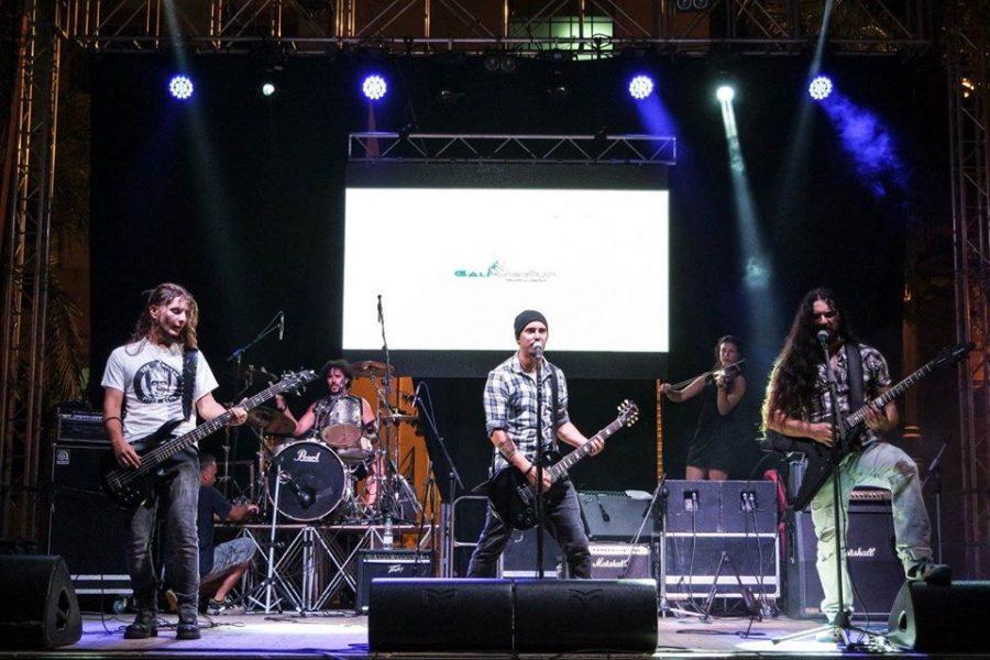 Whisky & Gloria alla 33^ di Sanremo Rock Festival!