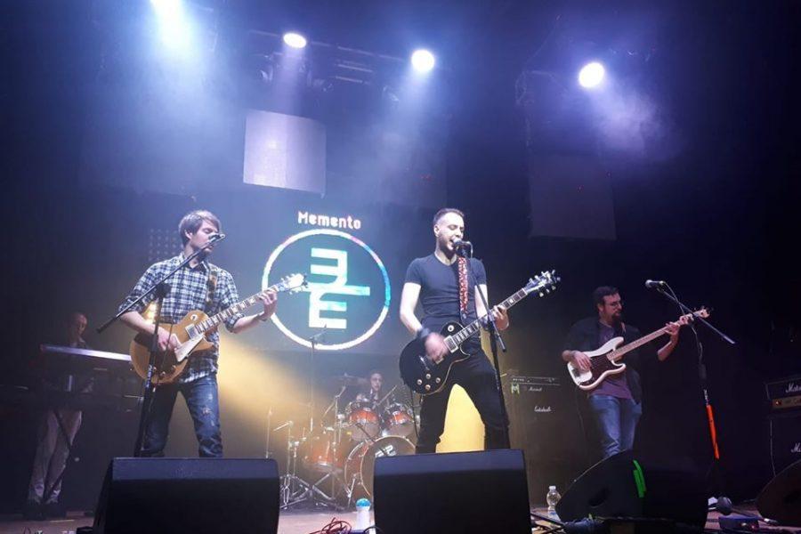 Memento da Carrara alla 33^ di Sanremo Rock!