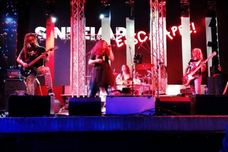 Snei Ap Alternative Metal Band al Sanremo Rock!