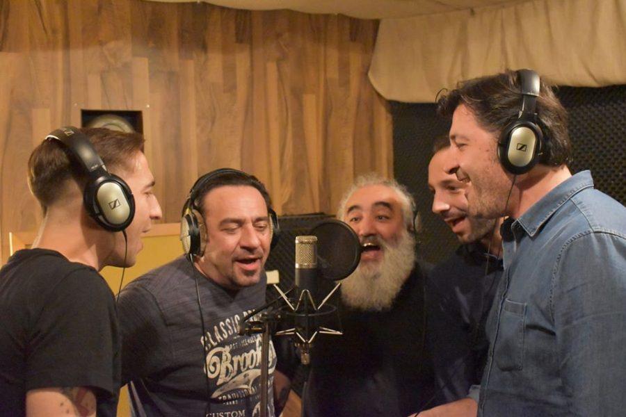 Da Zurigo Eskaloska ritornano al Sanremo Rock