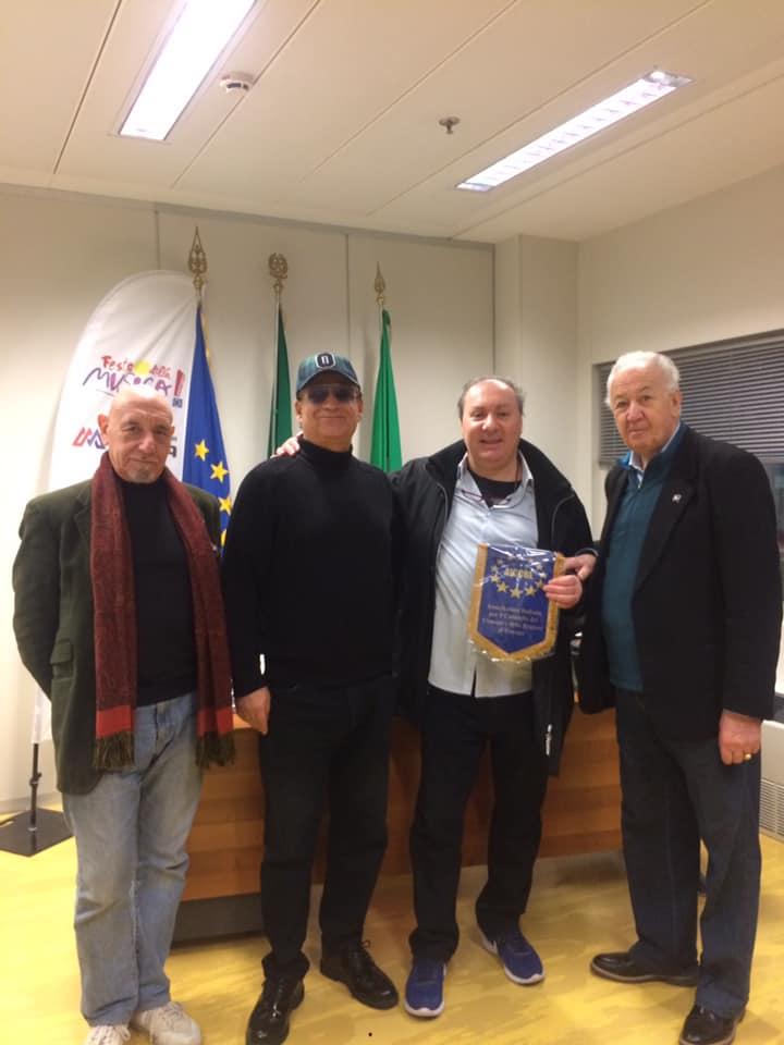 Sanremo Rock premiato al 31° del Pirellone Palazzo della Regione!