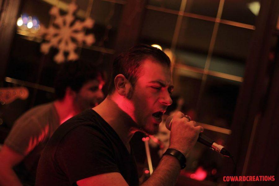 Emanuele Germanese alla 33^ di Sanremo Rock