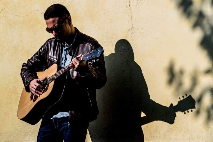 Marco Frigoli alla 33^ di Sanremo Rock Festival 2020