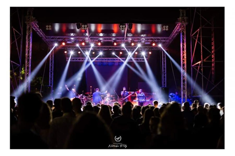 Le Colonne D'Ercole alla 33^ di Sanremo Rock Festival!