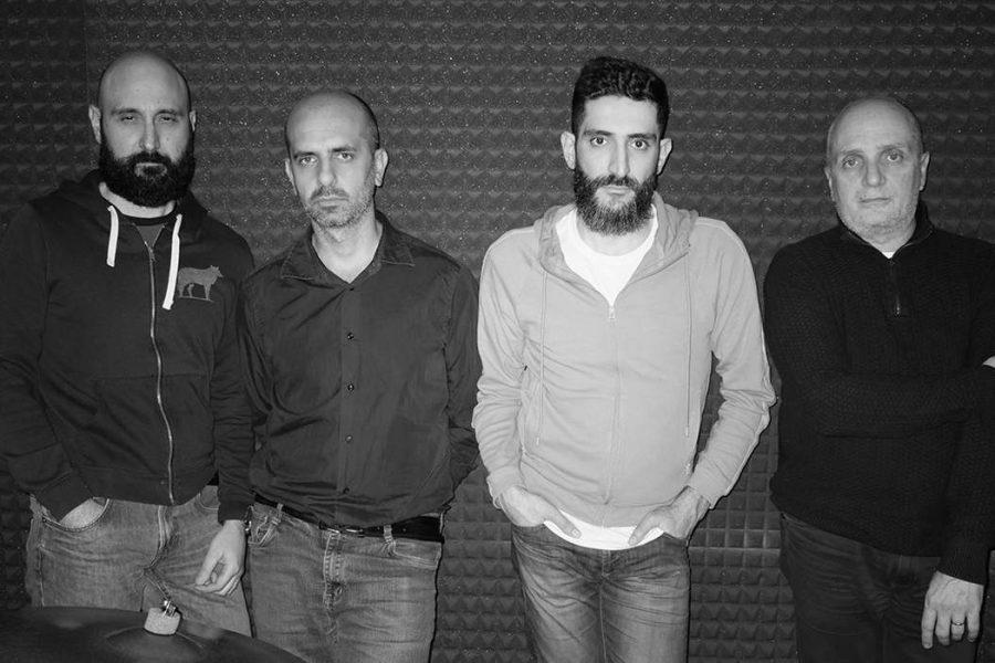 Slippery Zone alla 33^ di Sanremo Rock Festival!