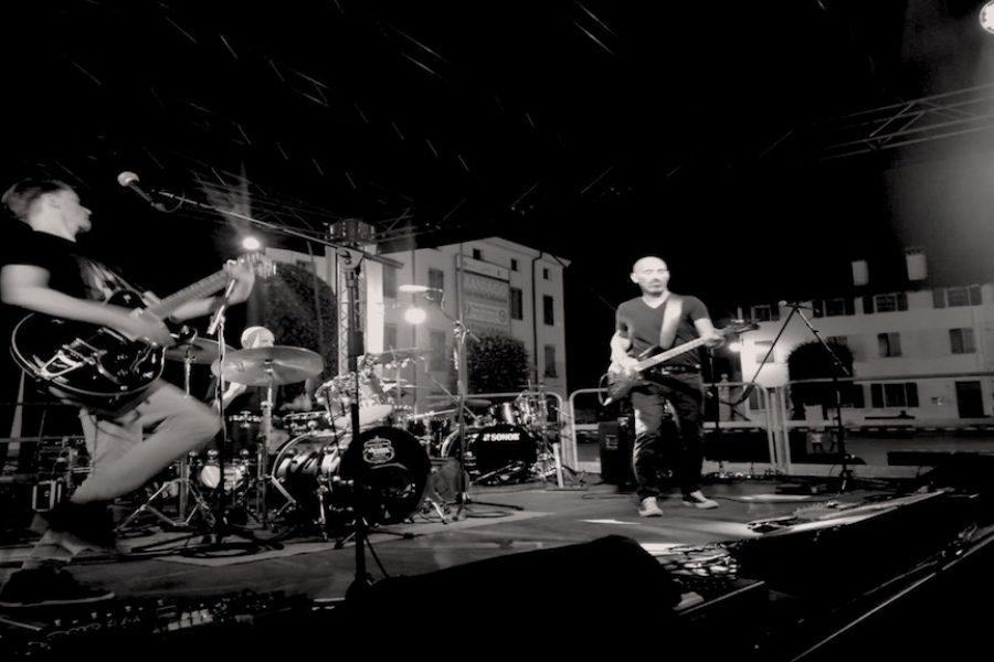 Io, Lassie & il Super – io alla 33^ di Sanremo Rock!