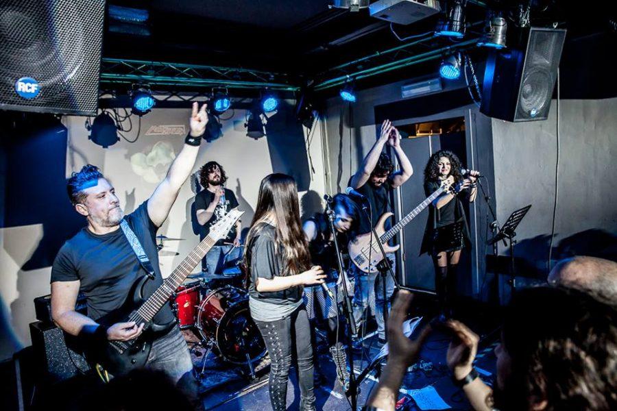 MazeBrain alla 33^ di Sanremo Rock!