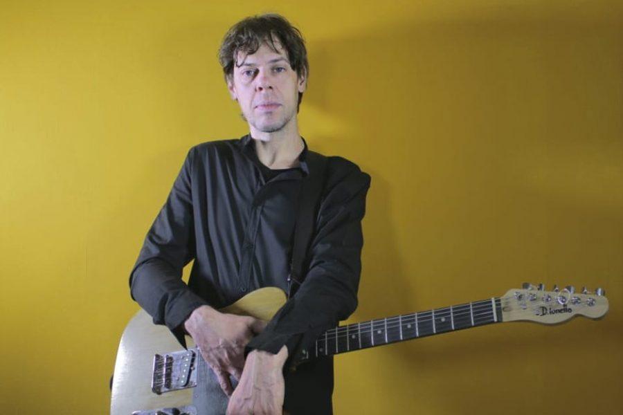 Davide Tonello alla 33^ di Sanremo Rock
