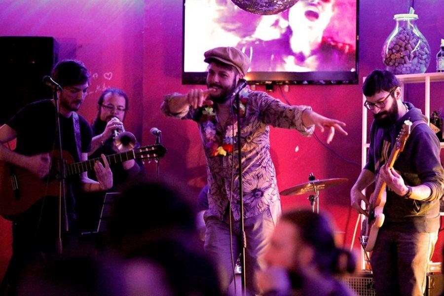 Indastria Band alla 33^ di Sanremo Rock!