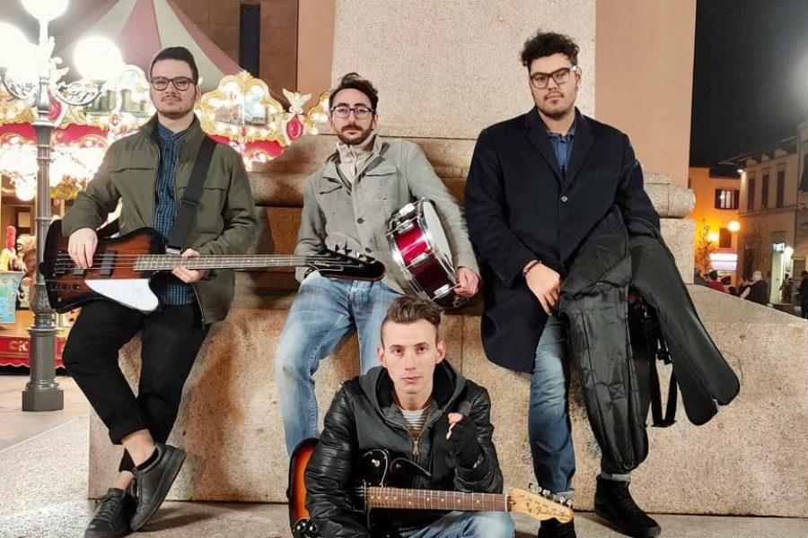 Meceta alla 33^ di Sanremo Rock 2020!