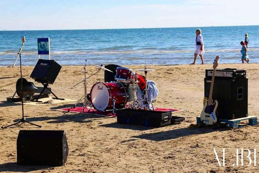 Gli Alibi al Sanremo Rock & Trend Festival 2020