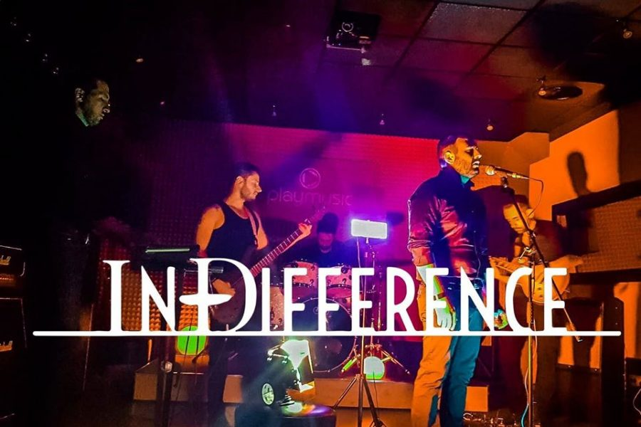 In – Difference band alla 33^ di Sanremo Rock 2020!