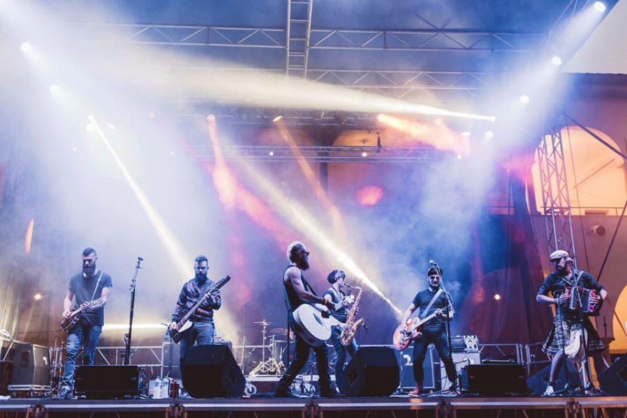 Mosche Di Velluto Grigio alla 33^ di Sanremo Rock!