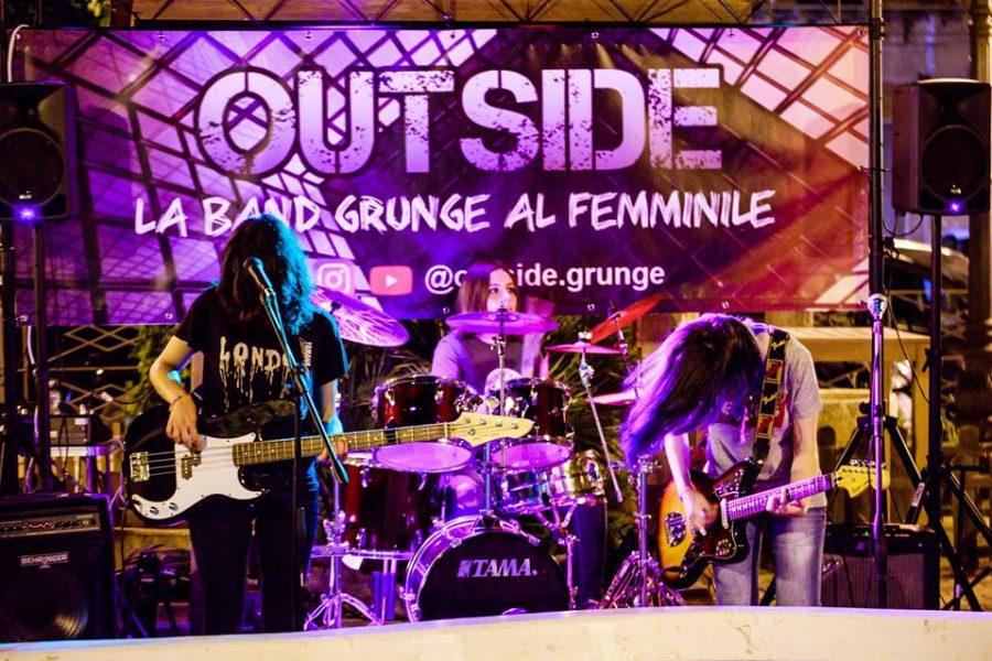 Da Palermo le Donne spopolano con gli Outside alla 33^ di Sanremo Rock!