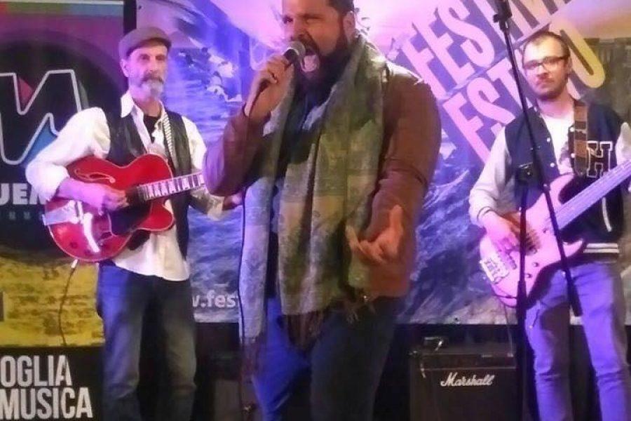 Giuda Nicolosi & Reverie Acoustic ritornano al Sanremo Rock