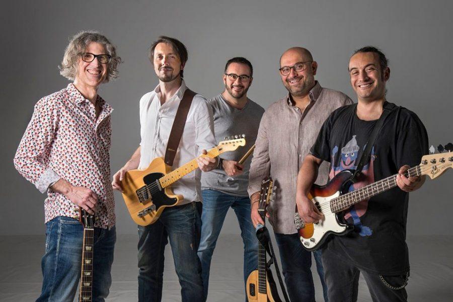 Giuseppe Novelli & Band alla 33^ di Sanremo Rock!