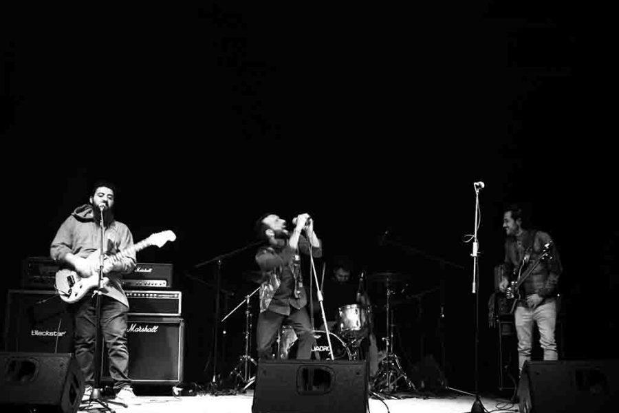 Megaride alla 33^ live tour di Sanremo Rock 2020!!