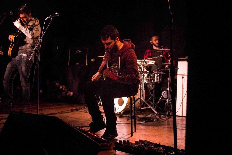Granato alla 33^ live tour 2020 di Sanremo Rock!