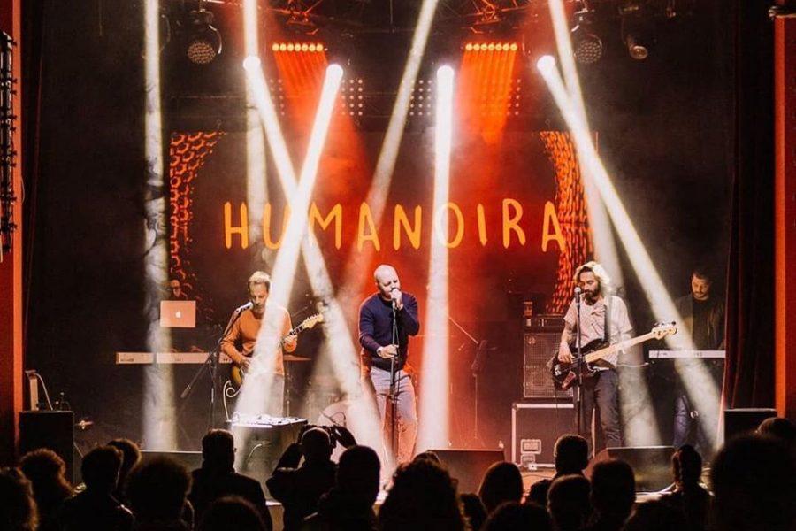 Humanoira tra i finalisti di regione a Sanremo Rock